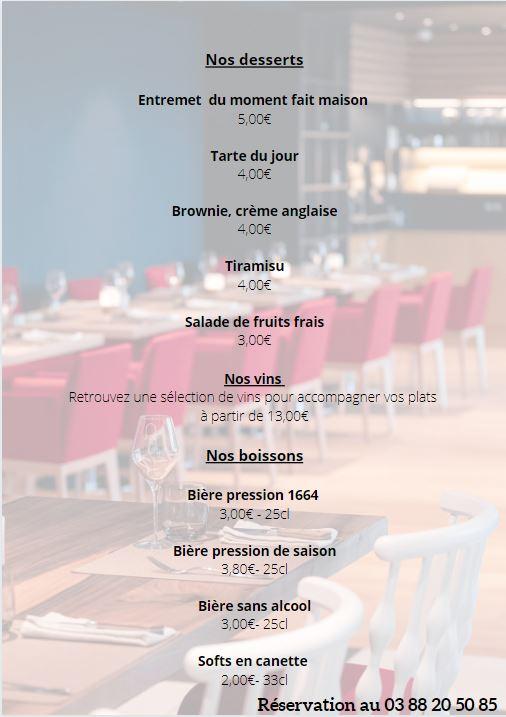 Restaurant Chez Claude